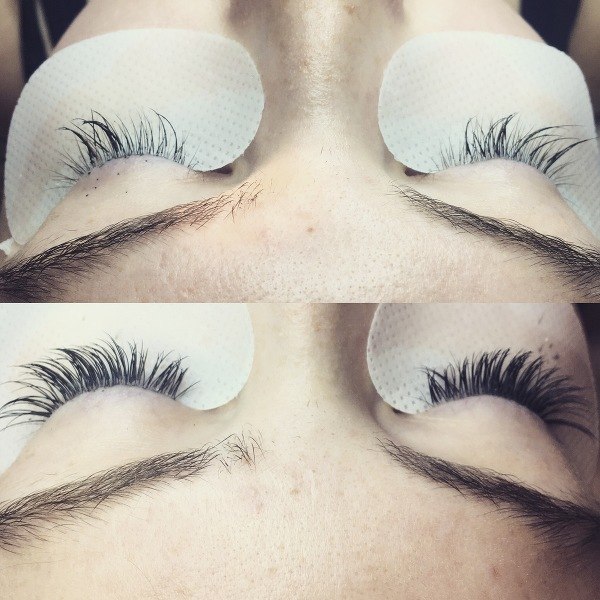 Backbone To The Blonde Lash Extensions The Pilates Blonde